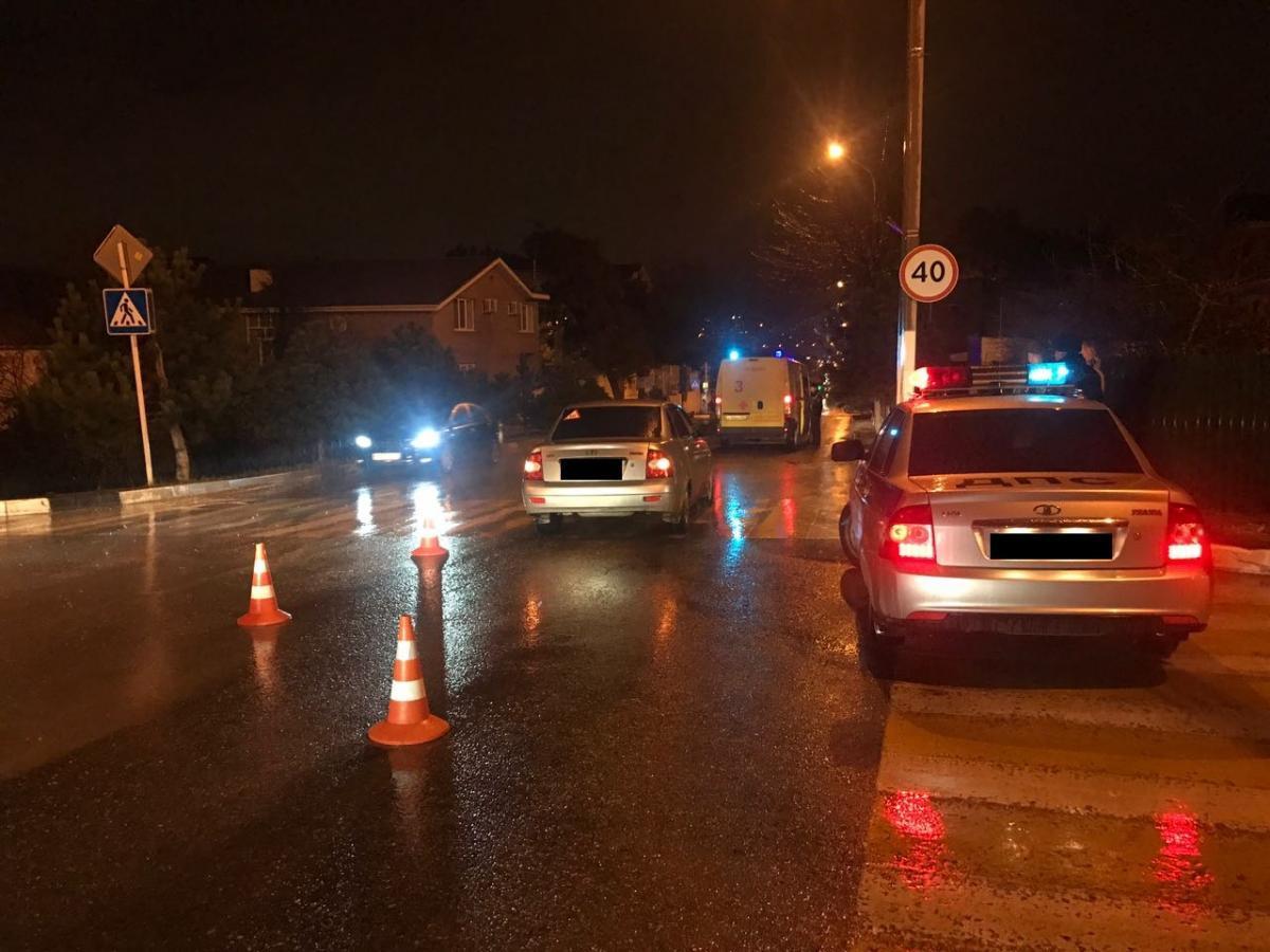 авто антикором сбили пешехода в ульяновске Вакансии Без Стажа