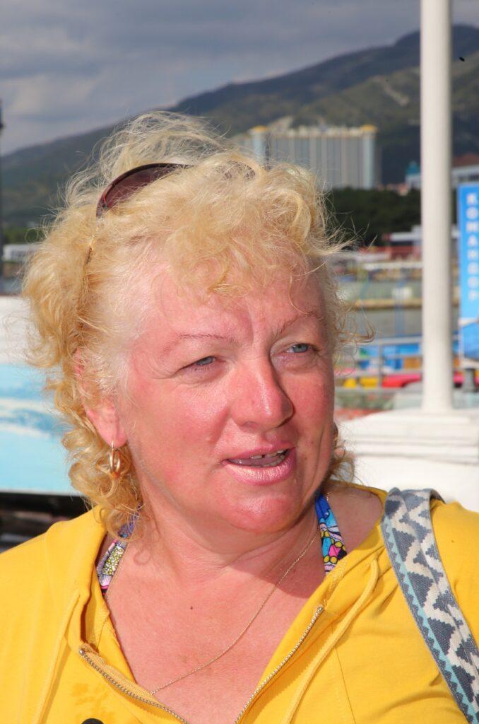 Анна Андрищева