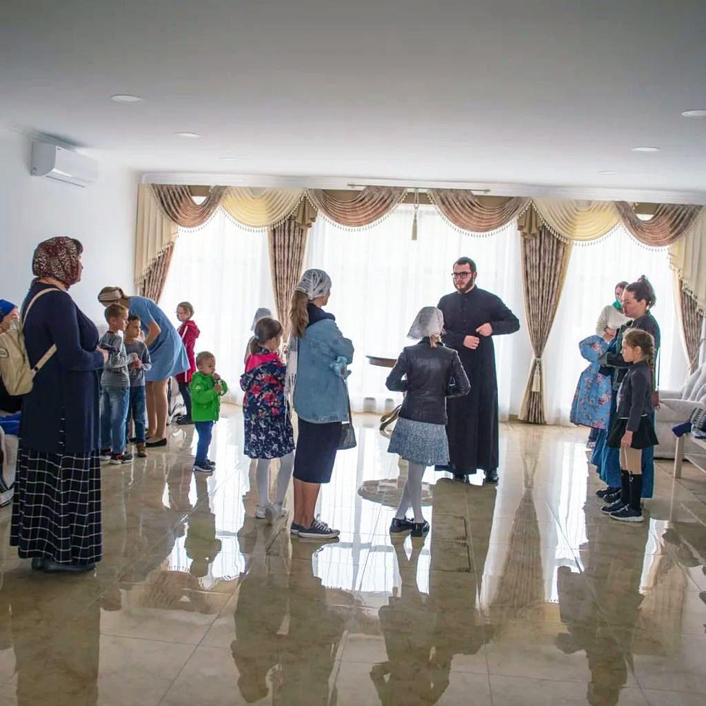 открылась Воскресная школа
