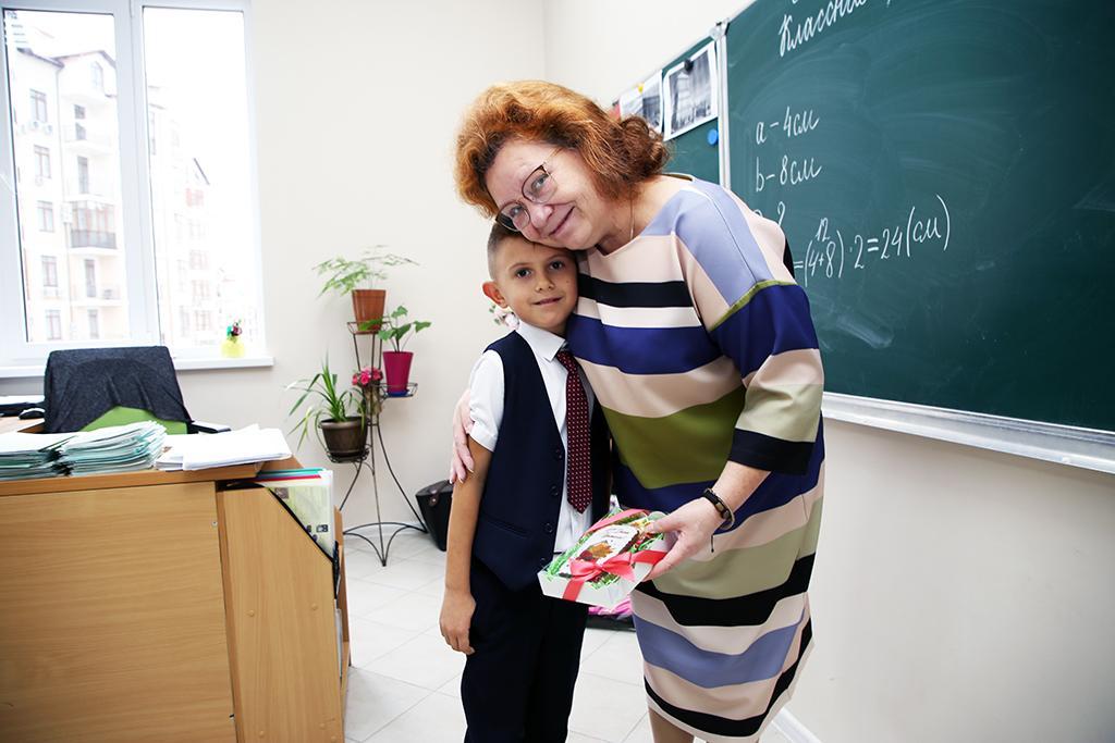 День учителя в Геленджике