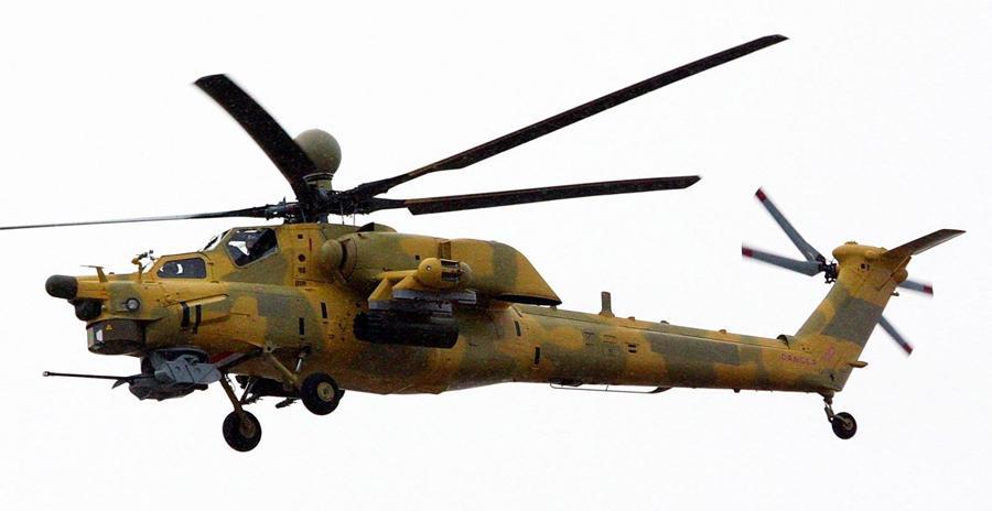 MI-28NE IRAQ 160629 01